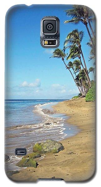 Ka'anapali Beach Galaxy S5 Case