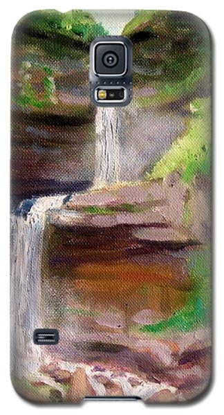 Kaaterskill Falls Galaxy S5 Case