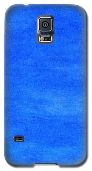 Galaxy S5 Case featuring the painting Planet Jupiter by Phoenix De Vries