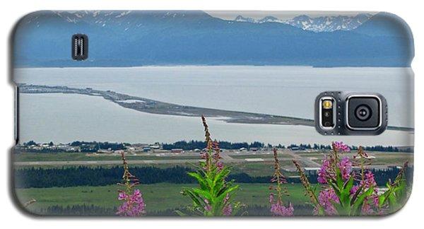 Kachemack Bay From Skyline Drive Galaxy S5 Case