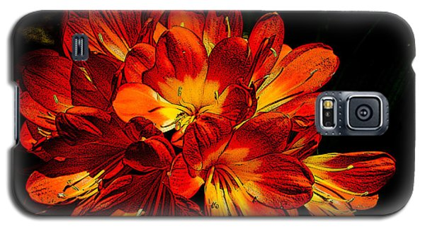 Kafir Lily Too Galaxy S5 Case