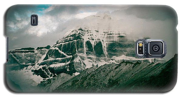 Kailas Mountain Tibet Home Of The Lord Shiva Galaxy S5 Case