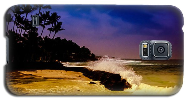 Kailua Bay Galaxy S5 Case by Randy Sylvia