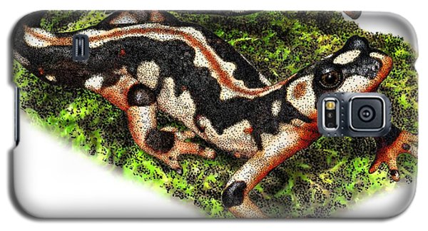 Kaisers Spotted Newt Galaxy S5 Case by Roger Hall