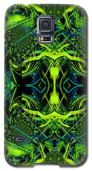 Galaxy S5 Case featuring the painting Kaleidoscope Iphone Case by Robert Kernodle