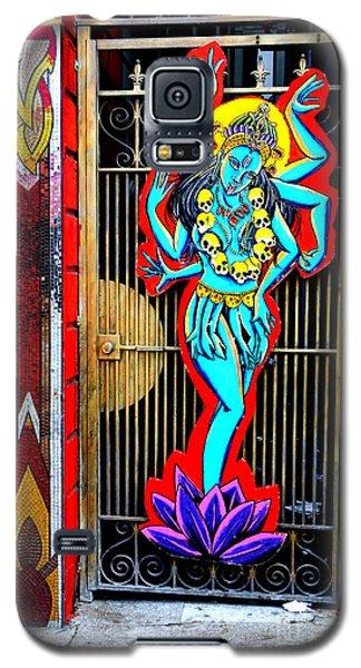 Kali In Color Galaxy S5 Case
