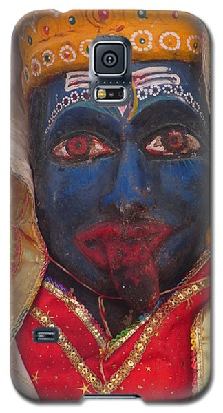 Kali Maa - Glance Of Compassion Galaxy S5 Case