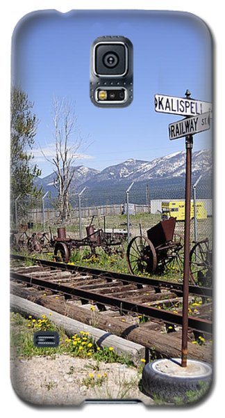 Kalispell Crossing Galaxy S5 Case