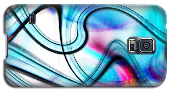Galaxy S5 Case featuring the digital art Kamasutra by Selke Boris