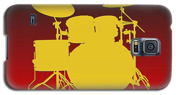 Kansas City Chiefs Drum Set Galaxy S5 Case
