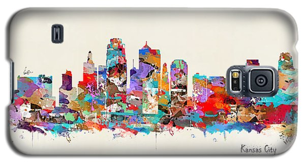 Kansas City Missouri Galaxy S5 Case