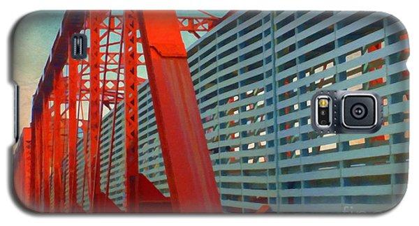 Kansas City Train Bridge - Pencoyd Railroad Bridge  Galaxy S5 Case
