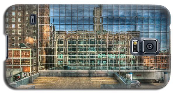 Kansas City Windows Galaxy S5 Case