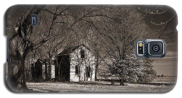 Kansas Farm House I Galaxy S5 Case