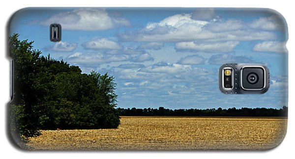 Kansas Fields Galaxy S5 Case