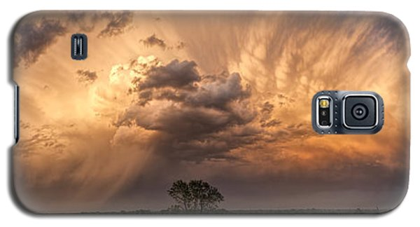 Kansas Storm Cloud Galaxy S5 Case
