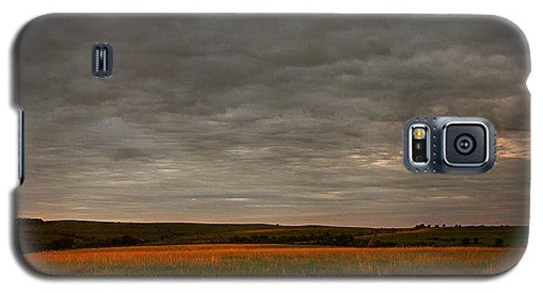 Kansas Sunrise Galaxy S5 Case