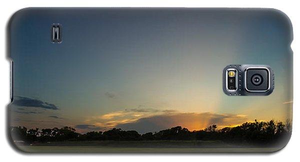 Kansas Sunset Galaxy S5 Case
