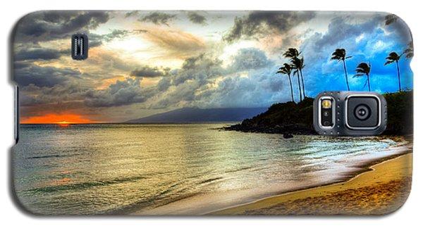 Kapalua Bay Sunset Galaxy S5 Case