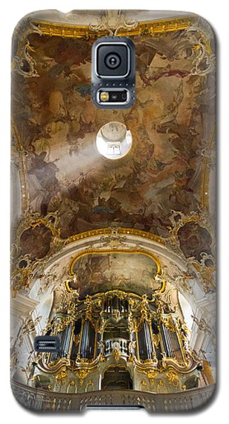 Kappele Wurzburg Organ And Ceiling Galaxy S5 Case