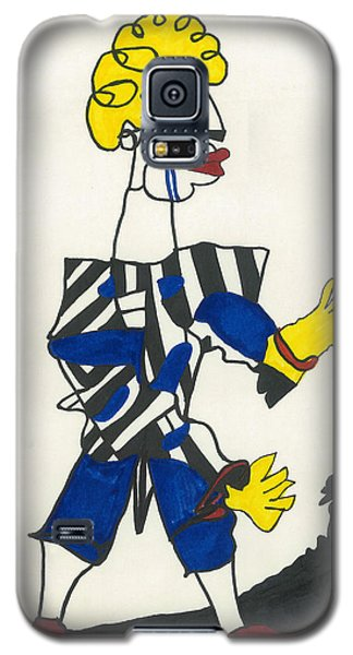 Karate Klown Galaxy S5 Case
