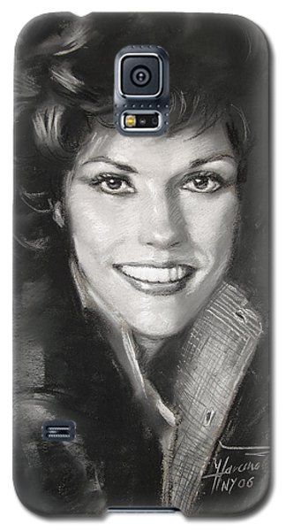 Karen Carpenter Galaxy S5 Case
