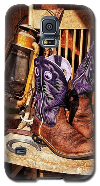 Karen's Cowgirl Gear Galaxy S5 Case