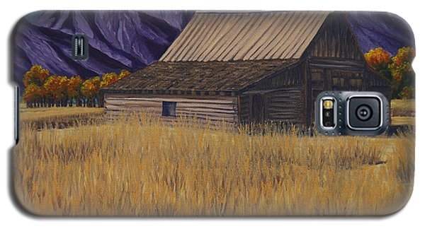 Karen's Teton Barn Galaxy S5 Case