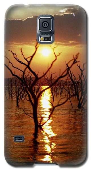 Kariba Sunset Galaxy S5 Case