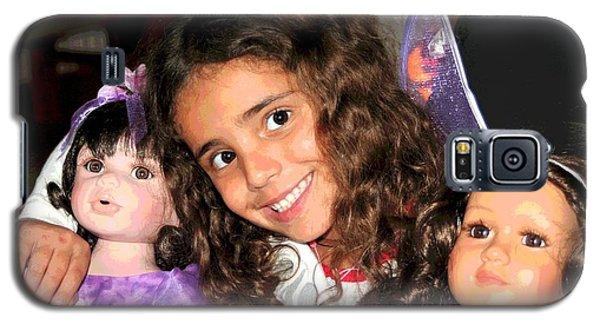 Karla's Dolls Galaxy S5 Case
