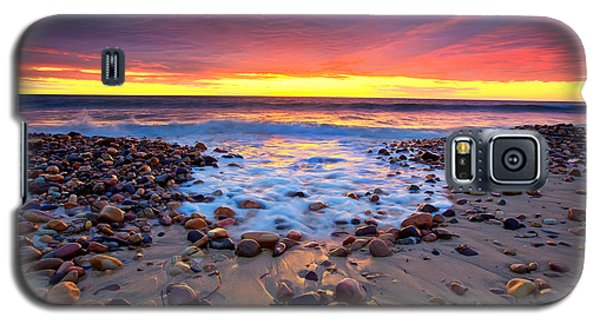 Sunset Galaxy S5 Case - Karrara Sunset by Bill  Robinson