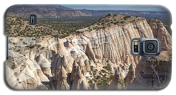 Galaxy S5 Case featuring the photograph Kasha-katuwe Tent Rocks National Monument by Anna Rumiantseva