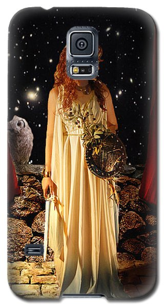 Kat As Athena  Galaxy S5 Case