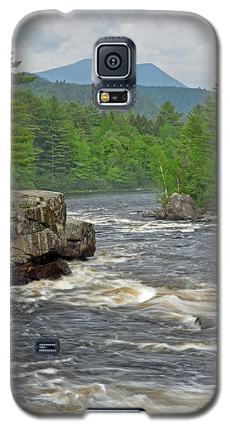 Katahdin And Penobscot River Galaxy S5 Case