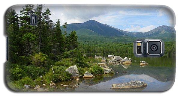 Katahdin And Sandy Stream Pond Galaxy S5 Case