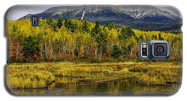 Katahdin Baxter State Park Maine Galaxy S5 Case