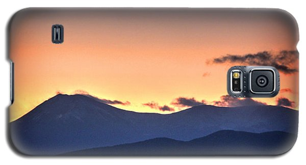 Katahdin Sunset Galaxy S5 Case