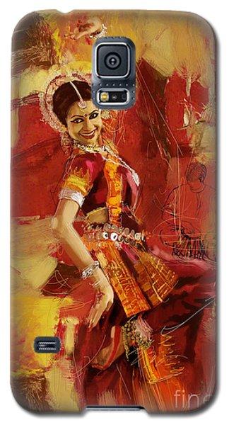 Kathak 15 Galaxy S5 Case