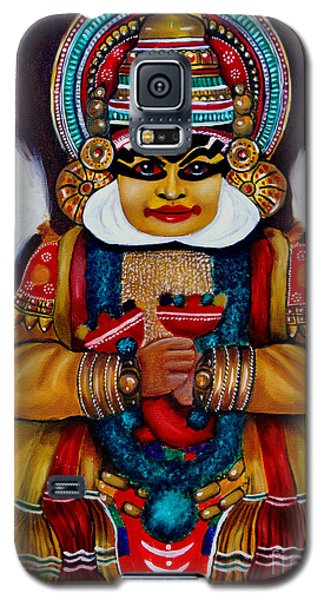 kathakali.. Lord Shiva Galaxy S5 Case