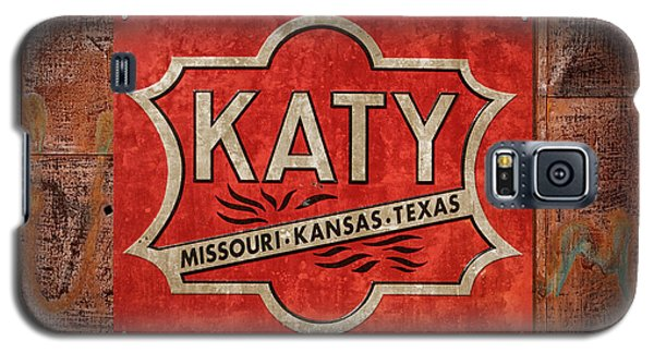 Katy Railroad Sign Dsc02853 Galaxy S5 Case