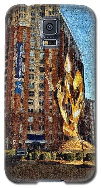 Katyn Memorial In Baltimore Galaxy S5 Case