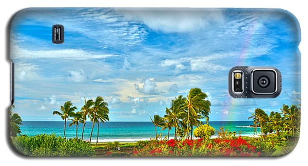 Kauai Bliss Galaxy S5 Case by Marie Hicks