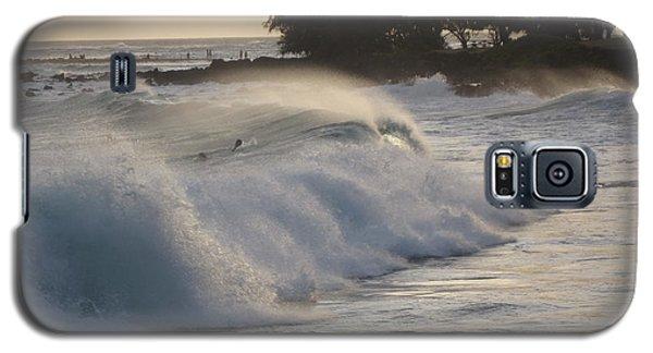 Kauai - Brenecke Beach Surf Galaxy S5 Case