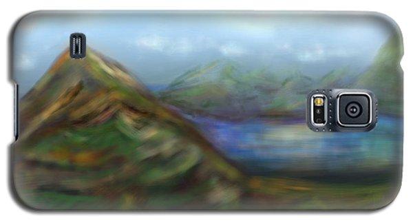Kauai Galaxy S5 Case by Christine Fournier
