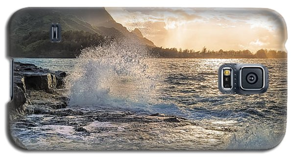 Galaxy S5 Case featuring the photograph Kauai Coast by Hawaii  Fine Art Photography