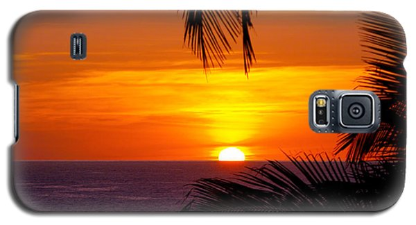 Kauai Sunset Galaxy S5 Case