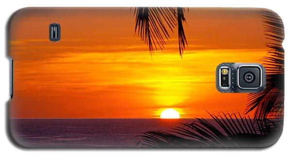 Kauai Sunset Galaxy S5 Case