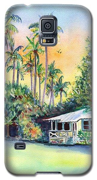 Kauai West Side Cottage Galaxy S5 Case