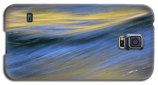 Galaxy S5 Case featuring the photograph Kawaakari by Cathie Douglas