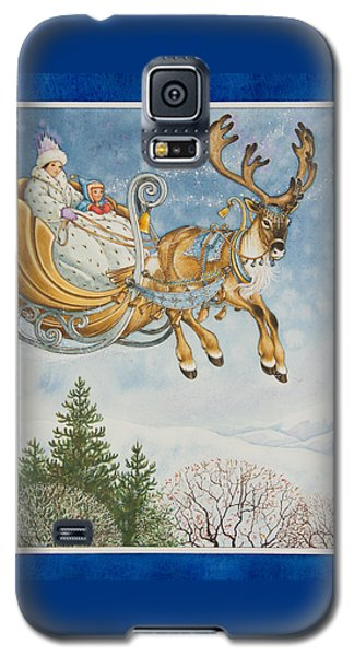 Kay And The Snow Queen Galaxy S5 Case